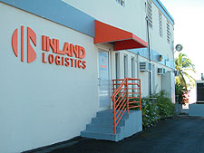 Inland Logistics offices